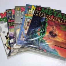 Cómics: 5 NUMEROS DE COMICS METAL HURLANT AÑOS 80. Lote 244565140