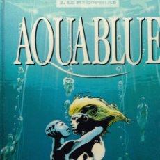 Cómics: AQUABLUE,Nº 3,ORIGINAL FRANCÉS. (PROCEDE BIBLIOTECA). Lote 244656885