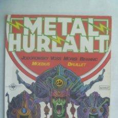 Cómics: METAL HURLANT , Nº 12 : MOEBIUS , BILAL, ETC ... 1983. Lote 244786600