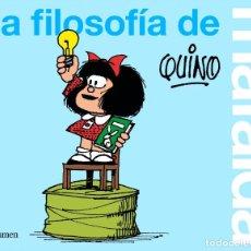 Cómics: LA FILOSOFÍA DE MAFALDA. Lote 244880010