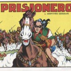 Cómics: FACSIMIL: EL CAPITAN CORAJE NUMERO 25: PRISIONERO. Lote 244921860