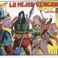 Cómics: FACSIMIL: EL CAPITAN CORAJE NUMERO 26. LA MEJOR VENGANZA. Lote 244921875