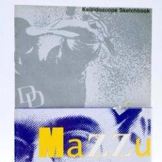 Cómics: DAVID MAZZUCHELLI SKETCHBOK (DAVID MAZZUCHELLI) KALEIDOSCOPE, 2001. OFRT. Lote 244922415