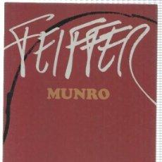 Comics: ASTIBERRI: MUNRO - JULES FEIFFER. 1A EDICION ABRIL 2005. Lote 244962235