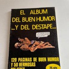 Cómics: EL ÁLBUM DEL BUEN HUMOR. Lote 245059505