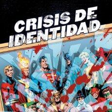 Cómics: CRISIS DE IDENTIDAD. INTEGRAL. ECC. TAPA DURA. 288 PAGINAS.. Lote 245079885