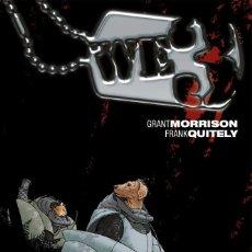 Cómics: GRANT MORRISON. WE3. OBRA COMPLETA. ECC. TAPA DURA. BLACK LABEL.144 PAGINAS. Lote 288510483