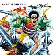 Cómics: EL UNIVERSO DC DE NEAL ADAMS. ECC. TAPA DURA. 200 PAGINAS APROXIMADAMENTE. Lote 273985468