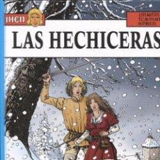 Cómics: JHEN VOLUMEN 10: LAS HECHICERAS. Lote 245092080