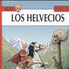 Cómics: ALBUM: ALIX NUMERO 38: LOS HELVECIOS. Lote 245092130