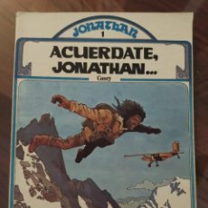 Cómics: JONATHAN - ACUÉRDATE, JONATHAN... - COSEY - EDICIONES RO - NÚMERO 1. Lote 245098820