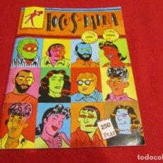 Cómics: COMIC COMIC LOCUS DE BARNA COLECCION EL PREGONERO NUM 24 SONIA DELGADO BARTOLOME SEGUI. Lote 245106470