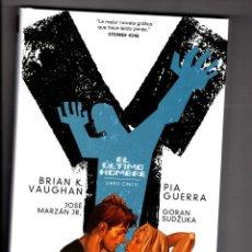 Comics: Y EL ULTIMO HOMBRE 5 - ECC / DC BLACK LABEL / VERTIGO / TAPA DURA / BRIAN K VAUGHAN & PIA GUERRA. Lote 245154530