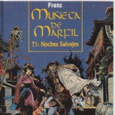 Cómics: MUÑECA DE MARFIL POR FRANZ TOMOS 1 Y 2. Lote 245177145