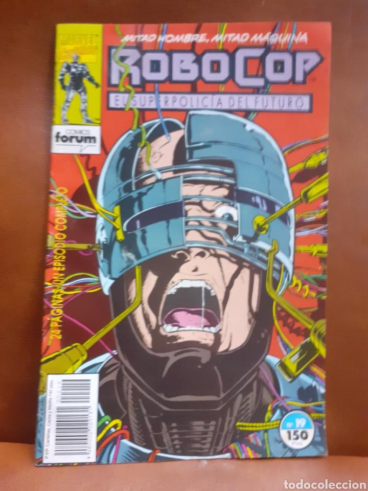 Cómics: COMIC FORUM Núm. 19 ROBOCOP - Foto 3 - 245202440