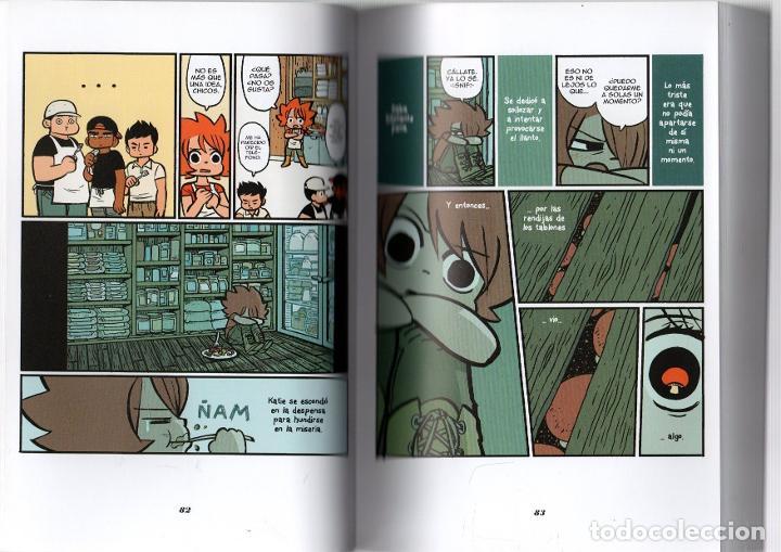 Cómics: SECONDS. BRYAN LEE OMALLEY. DEBOLSILLO, 2014. 1ª EDICION - Foto 2 - 245372920
