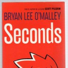 Cómics: SECONDS. BRYAN LEE O'MALLEY. DEBOLSILLO, 2014. 1ª EDICION. Lote 245372920