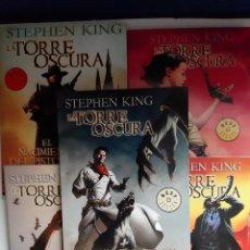 Cómics: COMICS LA TORRE OSCURA STEPHEN KING. Lote 245403645