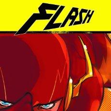 Cómics: FLASH VOL. 01: EL RELÁMPAGO CAE DOS VECES (FLASH SAGA - RENACIMIENTO PARTE 1). TAPA DURA ECC 216 PAG. Lote 245459325