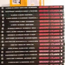 Cómics: LOTE 20 PRIMEROS NUMEROS MORTADELO Y FILEMON EDICION COLECCIONISTA SALVAT. Lote 245501590