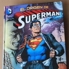 Cómics: EL ORIGEN DE SUPERMAN - GEOFF JOHNS / GARY FRANK - ECC CARTONÉ, AÑO 2013 - NUEVO (PRECINTADO). Lote 245529315