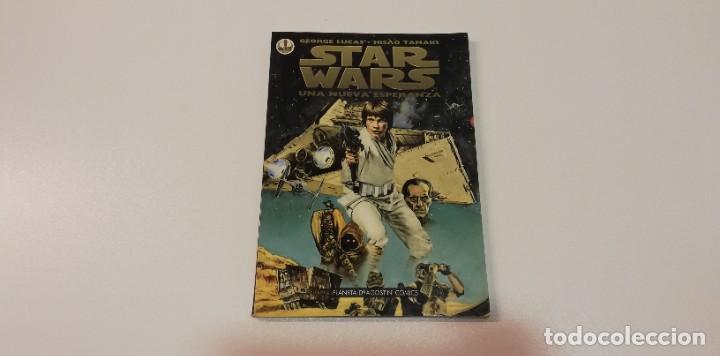 V- STAR WARS UNA NUEVA ESPERANZA - N 1 (Tebeos y Comics Pendientes de Clasificar)