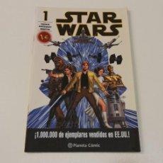 Cómics: V- STAR WARS DARTH VADER 1 GILLEN LARROCA DELGADO PLANETA. Lote 245601330