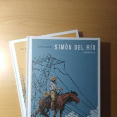 Cómics: SIMÓN DEL RÍO INTEGRAL 1 - 2.AUCLAIR. Lote 245748365