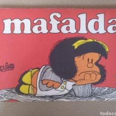 Cómics: MAFALDA 10. TIRAS DE QUINO. EDICIONES DE LA FLOR, 1995. TIRAS DE 1761 A 1908. LIBRO. Lote 245943930