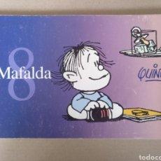 Cómics: MAFALDA 8 DE QUINO. EDICIONES LUMEN. LIBRO. Lote 245952435