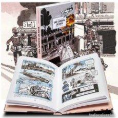 Cómics: CÓMICS. UNA GUERRITA DE NADA. SAIGÓN 1961-1963 MARCELINO TRUONG (CARTONÉ) DESCATALOGADO!!! OFERTA!!!. Lote 245959480