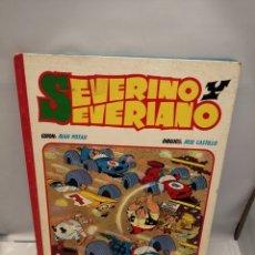 Cómics: SEVERINO Y SEVERIANO (PRIMERA EDICIÓN). Lote 245898205