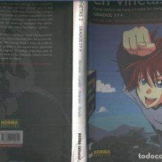 Cómics: KANJI EN VIÑETAS 2: CURSO BASICO DE KANKI A TRAVES DEL MANGA, GRADOS 3 Y 4. Lote 246039715
