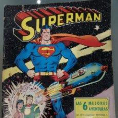 Cómics: CÓMIC SUPERMAN, ED VALENCIANA 1975. Lote 246187465