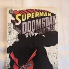 Cómics: SUPERMAN DOOMSDAY LAS GUERRAS TOMO I. Lote 246300345