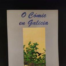 Cómics: O COMIC EN GALICIA - CATÁLOGO DE AUTORES GALLEGOS - PORTADA MIGUEL ANXO PRADO. Lote 246362170