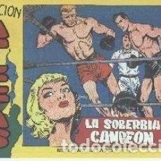 Cómics: ATLETAS FACSIMIL NUMERO 2: LA SOBERBIA DEL CAMPEON. Lote 246378035