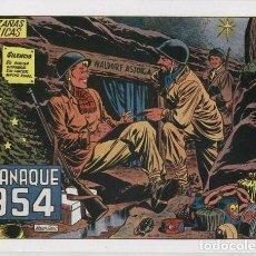 Cómics: HAZAÑAS BELICAS ALMANAQUE FACSIMIL 1954. Lote 246422395