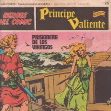 Cómics: COMIC, PRINCIPE VALIENTE, Nº 26 ED. BURU LAN 1972. Lote 246601530