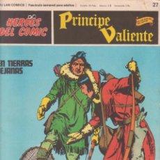 Cómics: COMIC, PRINCIPE VALIENTE, Nº 27 ED. BURU LAN 1972. Lote 246601625