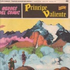 Cómics: COMIC, PRINCIPE VALIENTE, Nº 49 ED. BURU LAN 1972. Lote 246601875