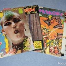 Cómics: LOTE DE 4 NUMEROS DE COMICS MAKOKI VER OTROS LOTES RELACIONADOS QUE TENEMOS EN SUBASTA. Lote 246661910