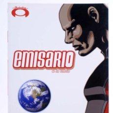 Cómics: EMISARIO (JIM VALENTINO / JASON RAND / JUAN FERREYRA) SATURNO, 2007. OFRT ANTES 9,95E. Lote 246747550