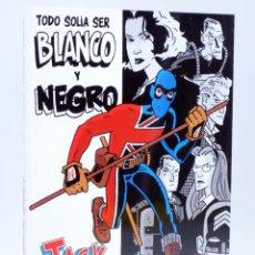 Comics: JACK STAFF 1. TODO SOLÍA SER EN BLANCO Y NEGRO (PAUL GRIST) ALETA, 2013. OFRT ANTES 19,95E. Lote 247033270