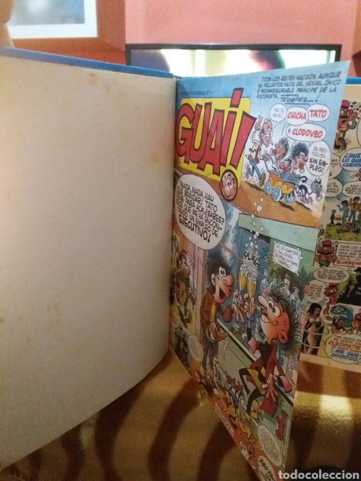 Cómics: 1er tomo tebeo guai edicion 1986 - Foto 2 - 247611700