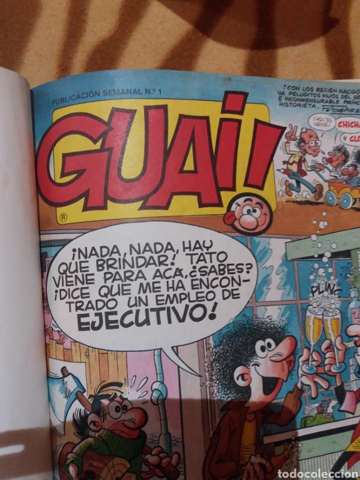 Cómics: 1er tomo tebeo guai edicion 1986 - Foto 5 - 247611700