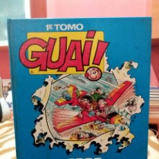 Cómics: 1ER TOMO TEBEO GUAI EDICION 1986. Lote 247611700