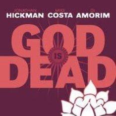 Cómics: GOD IS DEAD. 3 VOLS. HICKMAN, JONATHAN. MEDUSA CÓMICS. 2015. 25 CM. 3 VOLS. PÁGS.160 C/U... Lote 247696395
