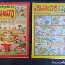 Cómics: 2 COMICS REVISTA INFANTIL - JAIMITO - Nº 103 Y Nº 1.044.. Lote 247754950