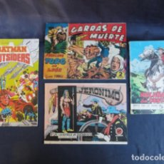 Cómics: 4 COMICS REVISTAS INFANTIL JUVENIL COLECCIONES VARIAS.. Lote 247760325